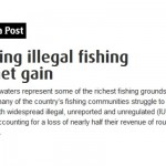 Fighting illegal fishing is a net gain [TheJakartaPost.com]