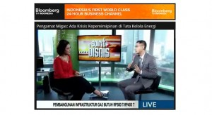 Bloomberg TV Indonesia - 20140107